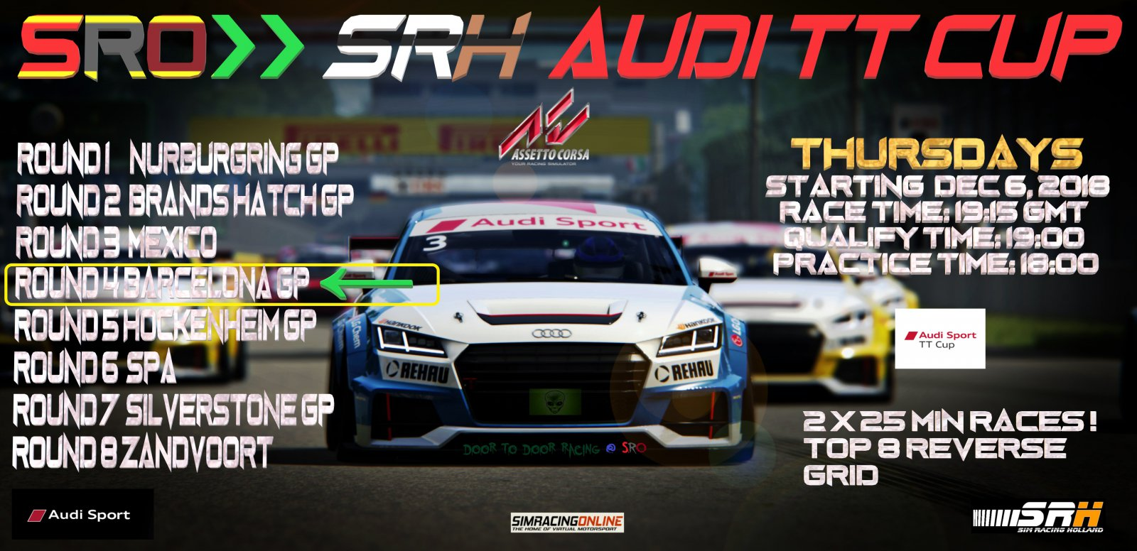 Sim Racing Online
