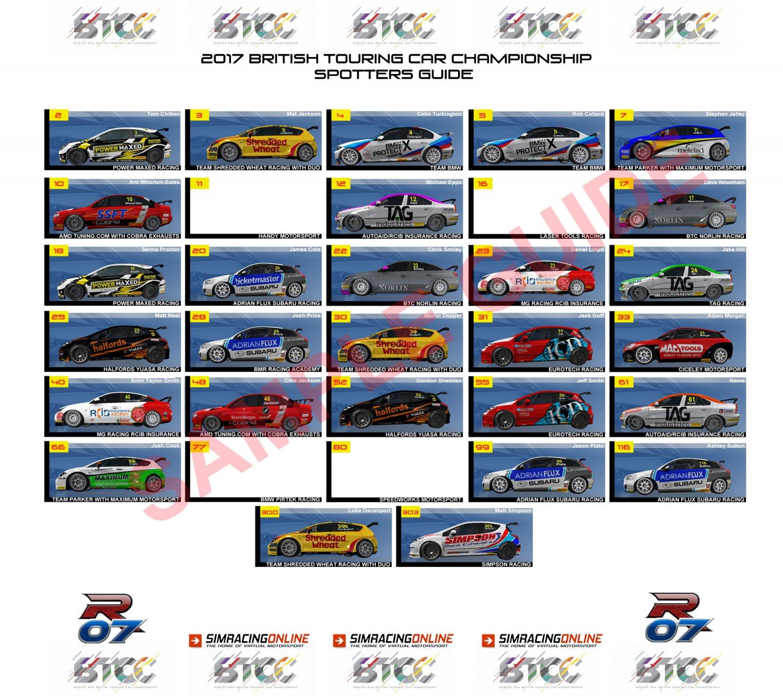 Spotters Guide BTCC 2017.jpg