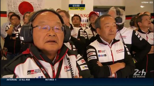 24 Hours of Le Mans 2016 - Drama Finish