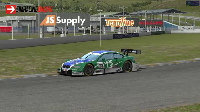 rFactor 2 - Toban online - round 2 last 10 minutes - fight for 2 place