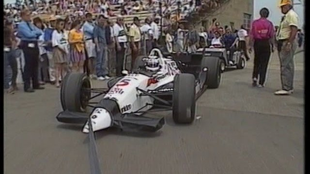 Nigel Mansells | 1993 | Indy 500 | Documentary