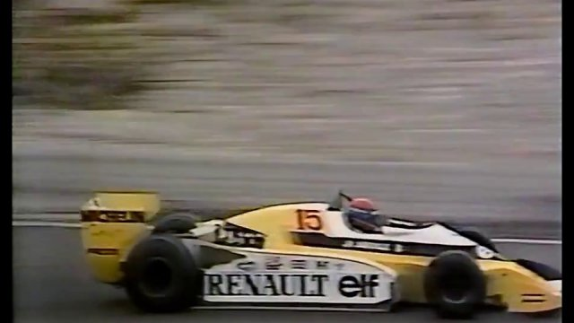 F1 1979 - Race 8 - French Grand Prix (50fps Remaster)