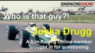 Sim Racing Online | Who is that guy | Jukka Drugg