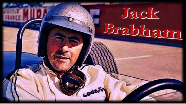 Legends on the Grid - Jack Brabham (documentary) HD