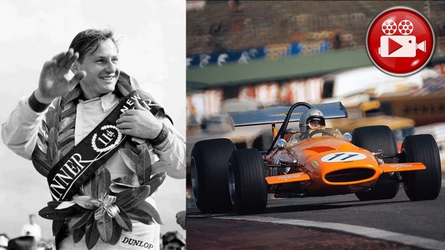 AUTOFILES | Car racing | Bruce McLaren