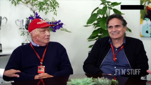 The Brabham Boys (Ecclestone, Lauda, Blash, Whiting, Piquet) Interview With Martin Brundle