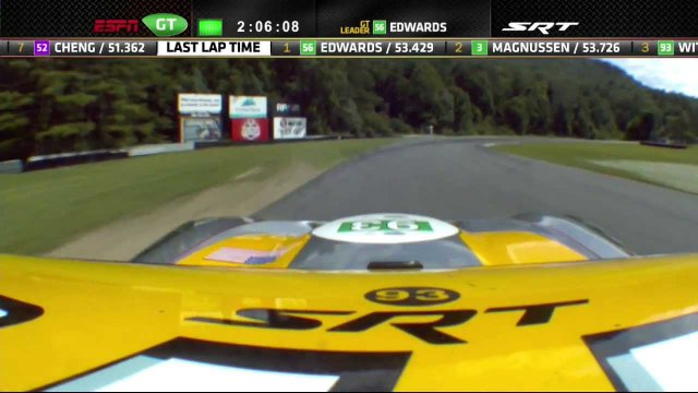 2013 Lime Rock Race Broadcast - ALMS - Tequila Patron - ESPN - Racing - Sports Cars