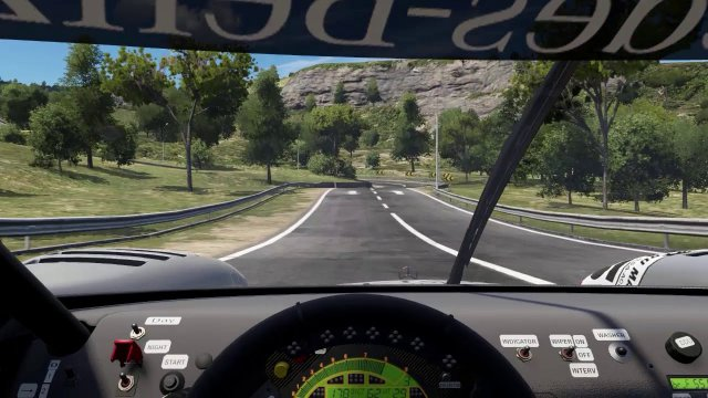 Project Cars 2 GT1 Azure Coast TT Worldrecord