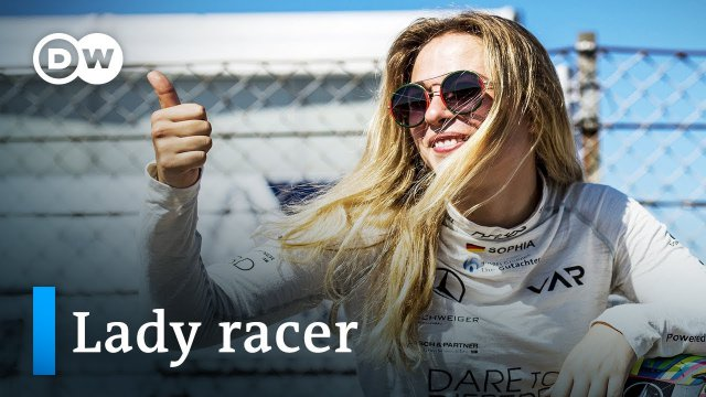 Formula Racing: A Female Driver chases the dream | DW Documentary