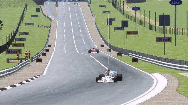 rf2 Kyalami | McLaren M23 | My race highlights | Sim Racing