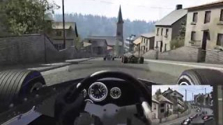 Assetto Corsa Feldbergring - 3 lap demo race - F1 1967 Eagle T1G