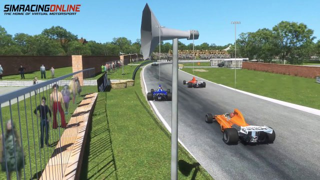 rFactor 2 | Crystal Palace | Mclaren M23 | race review