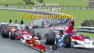 Sim Racing Online | DNF Series | Fails compilation