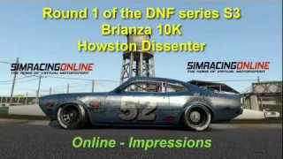 rF2 The DNF series round 1 Brianza10K | Howston Dissenter