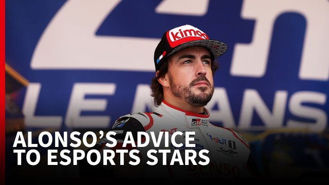 Fernando Alonso's verdict on the rise of online racing