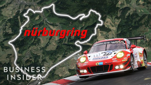 Why This German Race Track Is The Most Dangerous In The World