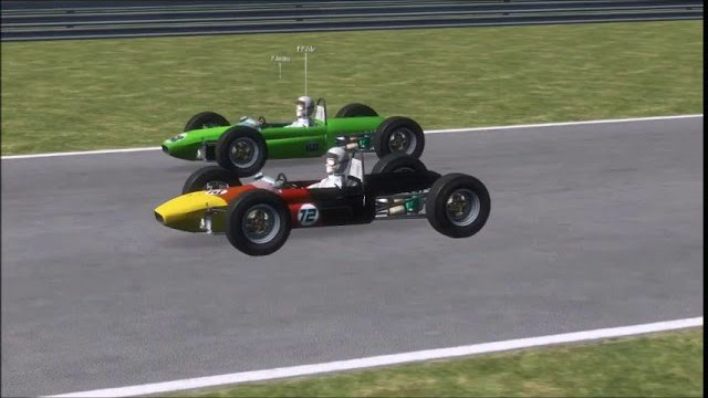 rf2 | Historic Formula 3 | Albi chicanes | Race Highlights simracingonline.co.uk