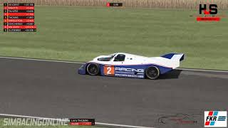 Assetto Corsa Group C Honey Jar Series - Broadcasted Events