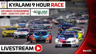 MAIN RACE - KYALAMI 9 HOURS IN FULL - CONTINENTAL GT CHALLENGE 2019