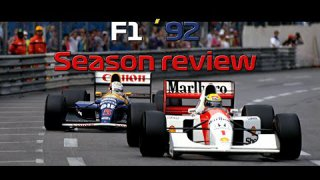 Formula 1 Season Review 1992 HD
