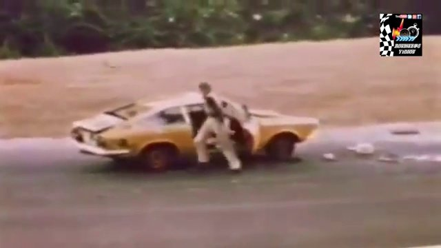 Vintage Nürburgring Funny & Dramatic Crash (Remastered) HD
