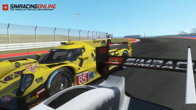 COTA LMP2 & GTE Online Multiclass highlights