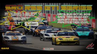 Assetto Corsa RSS GT1 Broadcasted Series