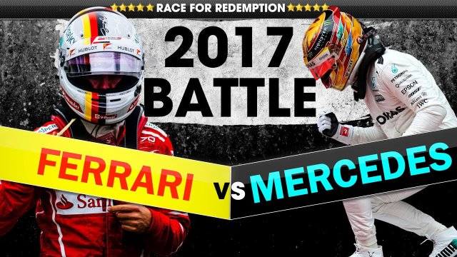 How Mercedes Snatched The 2017 Title From Ferrari