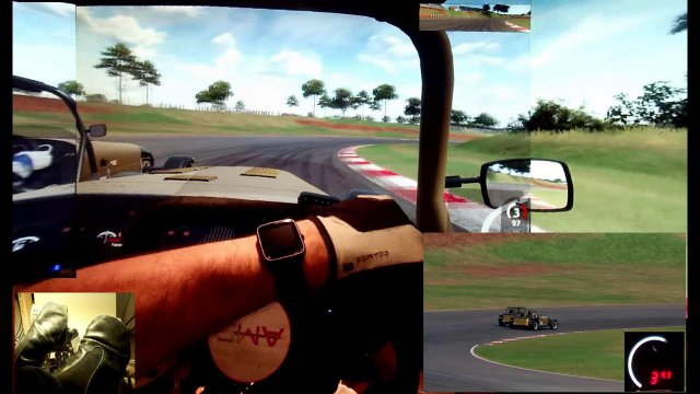 AMS2 - Taruma -  Caterham Superlight - SRO Round 2