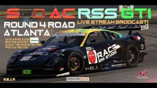 SimRacingOnline G.E.A.R. RSS GT1 Series Round 5 Sebring!