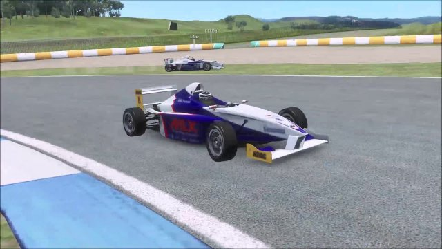 rf2 | Estoril | Formel BMW | Highlights race 2