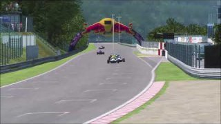 rf2 | Formula BMW | Salzburgring | Race Highlights